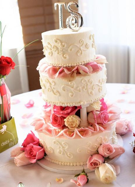 25 Best Ideas about Monogram Cake Toppers on Pinterest